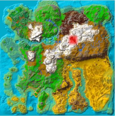 【精】【拒绝垄断】仙境绝大部分洞穴位置科普